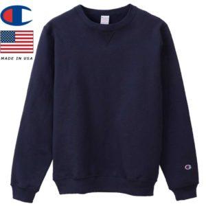 Champion チャンピオン クルーネックスウェットシャツ 9oz MADE IN USA C5-P001 ネイビー リブラセレクトストア libra select store libra-ss LBR 浜松