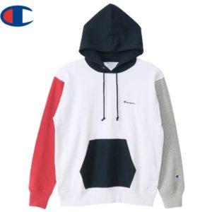 Champion チャンピオン パーカー リバースウィーブ(R) フーデッドスウェットシャツ 10oz C3-T109 ホワイト リブラセレクトストア libra select store libra-ss LBR 浜松