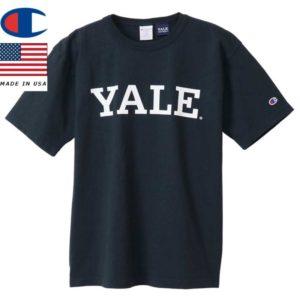 Champion チャンピオン Tシャツ ティーテンイレブン ショートスリーブTシャツ MADE IN USA C5-T303 YALE ネイビー リブラセレクトストア libra select store libra-ss LBR 浜松