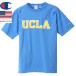 Champion チャンピオン Tシャツ ティーテンイレブン ショートスリーブTシャツ MADE IN USA C5-T304 UCLA ライトブルー リブラセレクトストア libra select store libra-ss LBR 浜松
