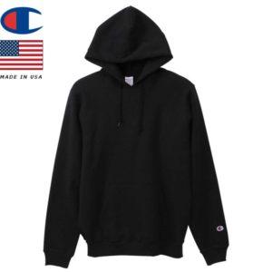 Champion チャンピオン パーカー フーデッドスウェットシャツ MADE IN USA C5-P101 ブラック リブラセレクトストア libra select store libra-ss LBR 浜松