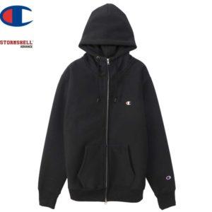 Champion チャンピオン パーカー リバースウィーブ(R) ジップフーデッドスウェットシャツ C3-U124 ブラック リブラセレクトストア libra select store libra-ss LBR 浜松