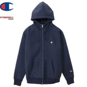 Champion チャンピオン パーカー リバースウィーブ(R) ジップフーデッドスウェットシャツ C3-U124 ネイビー リブラセレクトストア libra select store libra-ss LBR 浜松